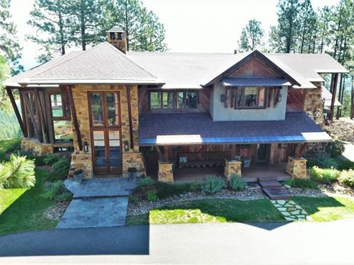 Hidden Valley Mountain Estate : Pagosa Springs : Archuleta County : Colorado