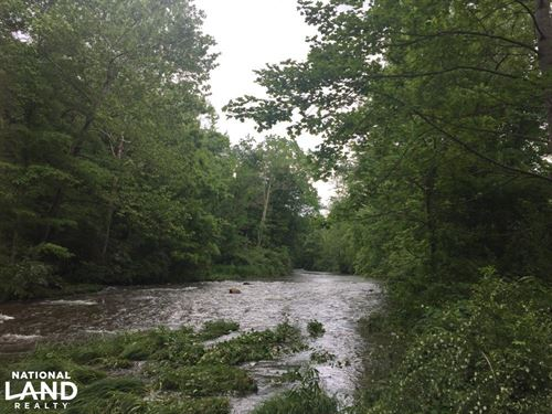 Doe River Acreage on Highway 19E : Roan Mountain : Carter County : Tennessee