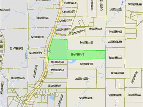 Development Property : Ruston : Lincoln Parish : Louisiana