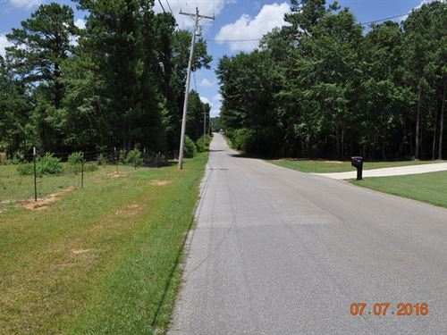 94 Acres Tuskegee : Tuskegee : Macon County : Alabama
