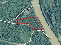 Tombigbee River Property : Epes : Sumter County : Alabama