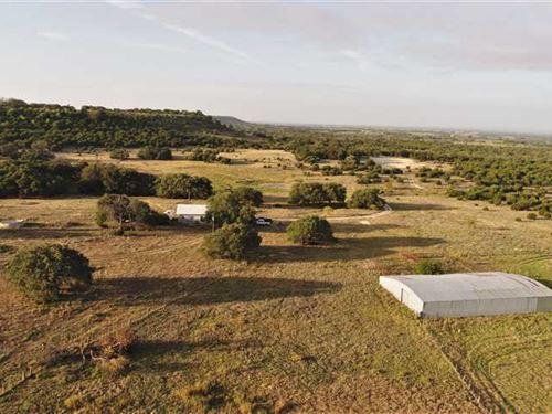 C Bar Ranch, Mills County, TX Lan : Goldthwaite : Mills County : Texas