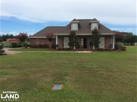 Country Meadow Dream Home : Terry : Hinds County : Mississippi