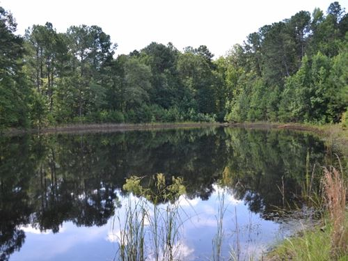 Cadley Farm : Norwood : Warren County : Georgia