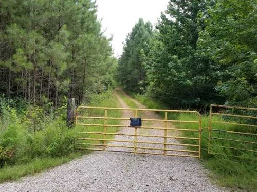 80 Acres Sulphur Spring Farm. Wit : Adamsville : McNairy County : Tennessee