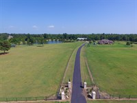 Lamar County Equestrian Estate : Paris : Lamar County : Texas