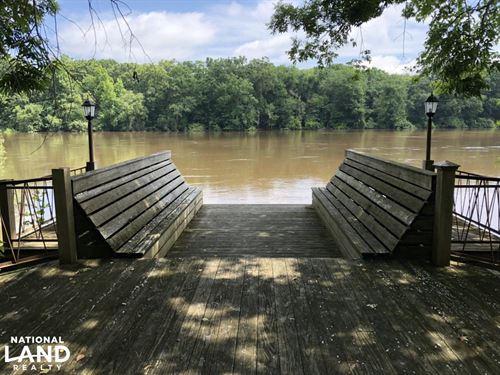 Moss Landing : Jesup : Wayne County : Georgia