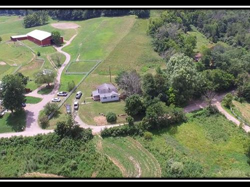 Beautiful Hobby Farm : Millfield : Athens County : Ohio