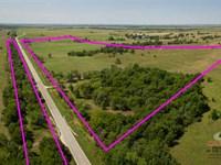 Immaculate Hay And Pasture Ground : Hamilton : Greenwood County : Kansas