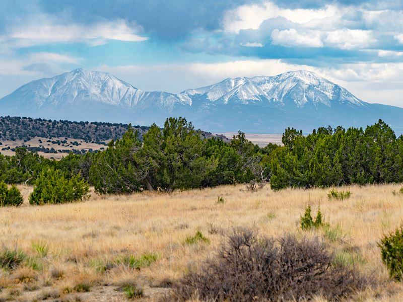 Homesite With Electricity : Walsenburg : Huerfano County : Colorado