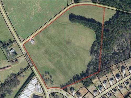 8.0 Gorgeous Acres Of Pastures : Bogart : Oconee County : Georgia