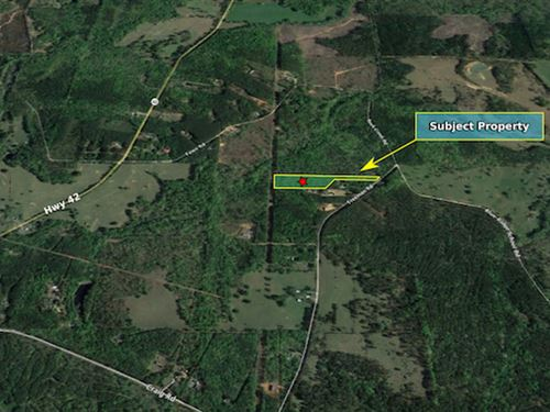 Great 7 Acre Parcel Monroe Co : Forsyth : Monroe County : Georgia
