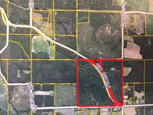 Cropland/Timberland : Graceville : Jackson County : Florida