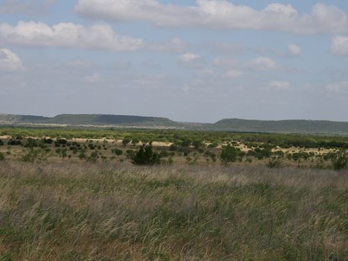 Palo Pinto Hunting Or Cattle Ranch : Palo Pinto : Texas