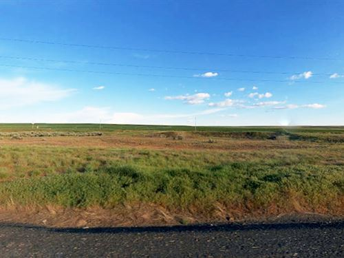 6 Acres Of Fertile Washington Land : Ritzville : Adams County : Washington