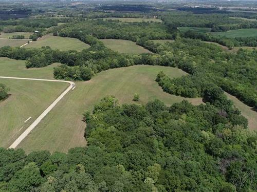 Awesome Hunting Farm in Caldw : Kingston : Caldwell County : Missouri