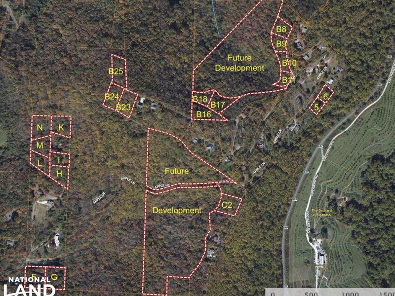 Spruce Pine Builder/Developer Packa : Spruce Pine : Mitchell County : North Carolina