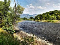5-Acre River Lot : South Fork : Rio Grande County : Colorado