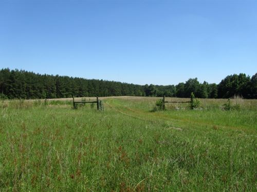 50 Acres In Montgomery County In St : Stewart : Montgomery County : Mississippi