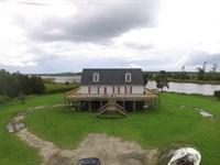 Premier Waterfront Property : Scranton : Hyde County : North Carolina