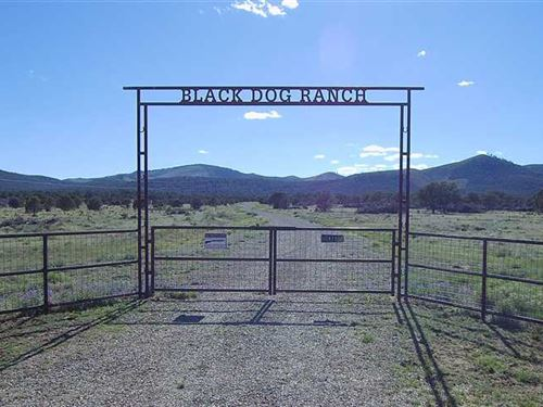 Black Dog Ranch : Corona : Lincoln County : New Mexico