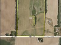 Indiana Farmland Auction : Carlisle : Sullivan County : Indiana