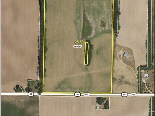 Indiana Farmland Auction : Carlisle : Sullivan County : Indiana