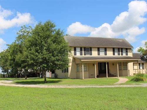 Smith Farm : Midway : Madison County : Texas