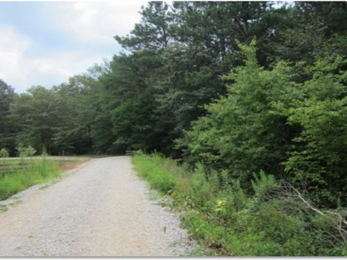 13.08 Acres In Lee County : Guntown : Lee County : Mississippi