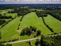 Beautiful 76+ Acre Farm : Siler City : Chatham County : North Carolina