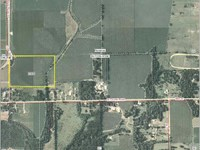 Wilmington 27 Acres Commercial : Wilmington : Will County : Illinois