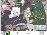 Junction Tract With River Frontage : Lodge : Colleton County : South Carolina