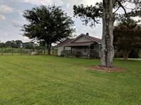 Beautiful Farm On Cedar Creek : Cedartown : Polk County : Georgia