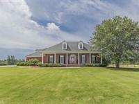 Brick Home In Morgan County : Madison : Morgan County : Georgia