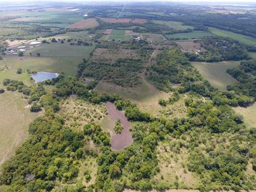 80 Acres in Drexel, MO : Drexel : Bates County : Missouri