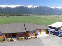 Brown Lane Property : Baker City : Baker County : Oregon