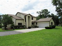 Exciting Corner Lt, 2 Story 3/2.5/2 : Brooksville : Hernando County : Florida