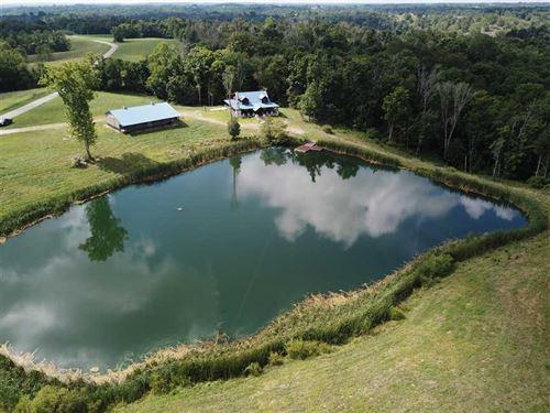 Fridel's Hunting Lodge : Bennington : Switzerland County : Indiana
