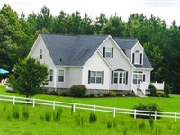 Lovely Country Home In Chatham, Va : Chatham : Pittsylvania County : Virginia