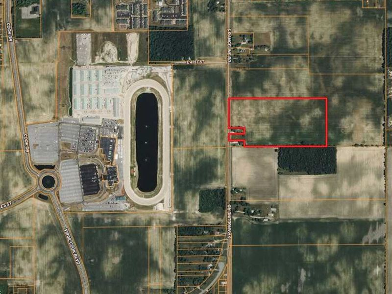 Land For Sale, Madison County, IN : Anderson : Madison County : Indiana
