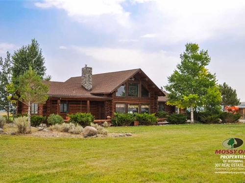 Three Bedroom, Three Bath House on : Cody : Park County : Wyoming