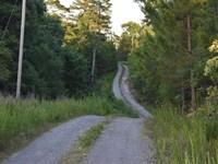70 M/L Acres : Tahlequah : Cherokee County : Oklahoma