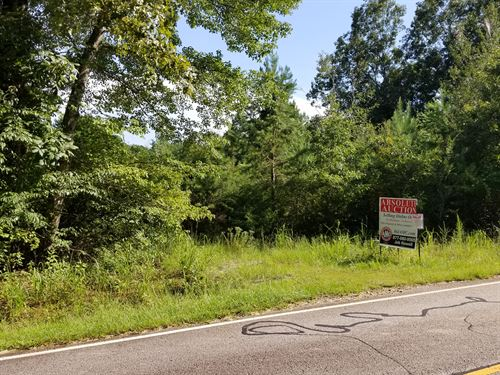 7.4 Wooded Acres Selling Absolute : Martin : Stephens County : Georgia