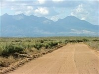 Colorado, Costilla County : Mesita : Costilla County : Colorado