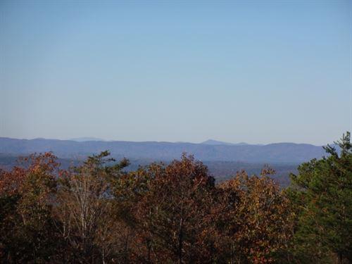 38.06 Acres, Woodall Mountai : Pickens : South Carolina