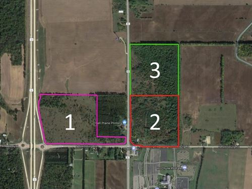 Land Auction - Multi Parcel Online : Baraboo : Sauk County : Wisconsin