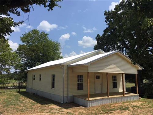 Home And 7.156 Acres : Jacksonville : Cherokee County : Texas