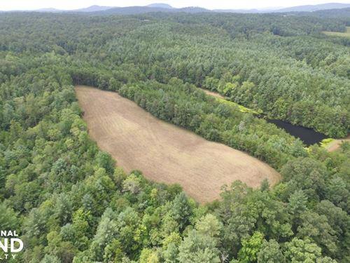 Burke County Timber And Hunting Tra : Morganton : Burke County : North Carolina