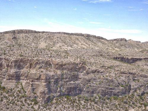 20 Acres Near Terlingua : Terlingua : Brewster County : Texas