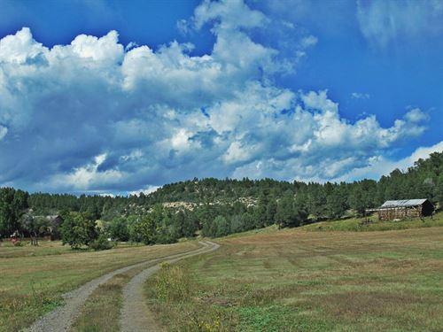Home Acreage no Restrictions : Weston : Las Animas County : Colorado